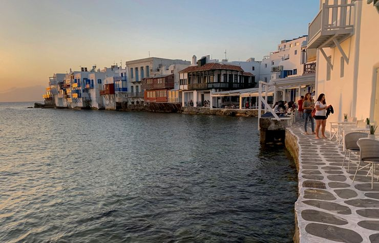 Despite risks, Greek islands keen to reopen to tourists