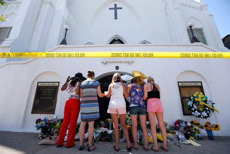 5 years after church massacre, S Carolina protects monuments