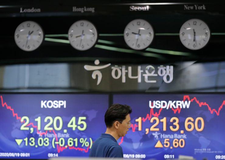World stocks turn higher despite worries over virus rebound