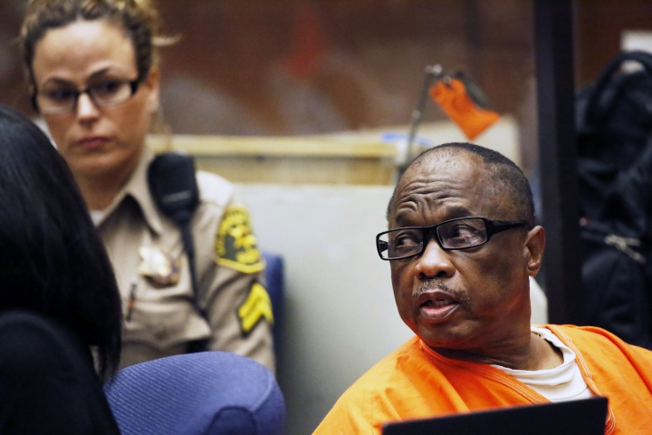 Victim tells 'Grim Sleeper': 'You are truly a piece of evil'