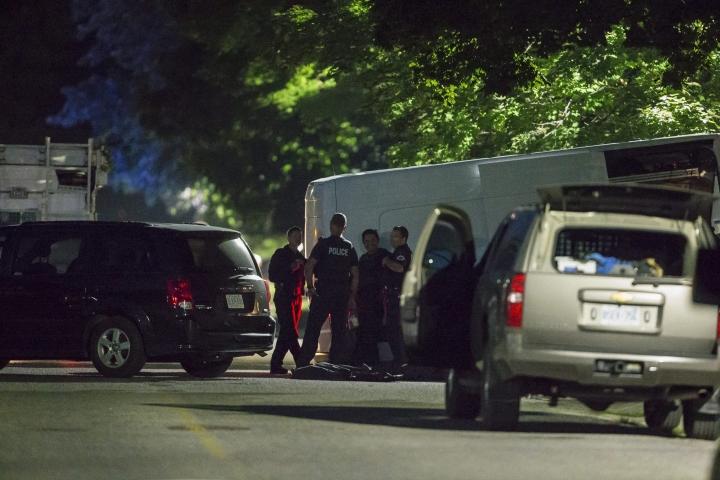 Dead Canada attack suspect prepared martyrdom video