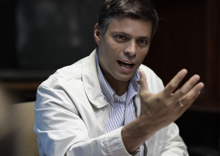Venezuelan court upholds sentence given opposition leader