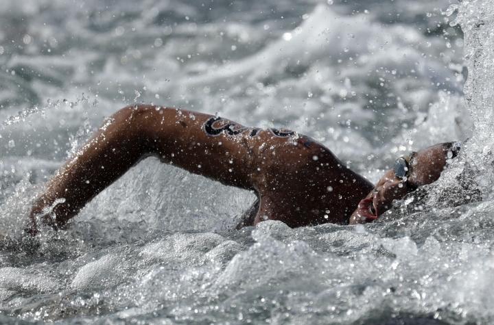 Photo finish: Weertman leads Dutch sweep of open water races