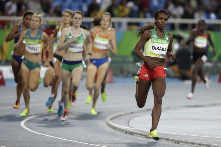 After coach's arrest, Dibaba says she's 'crystal' clean
