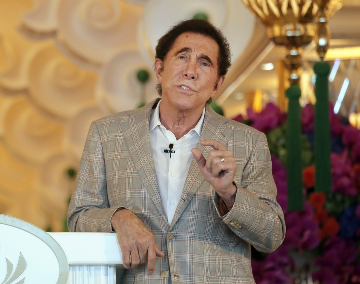 Casino mogul Wynn to launch lavish new $4.2B Macau resort