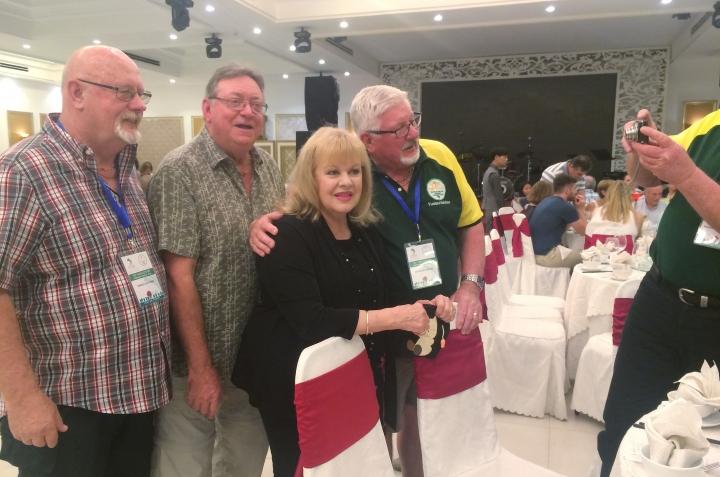 Australia says Vietnam cancels commemoration of 1966 battle