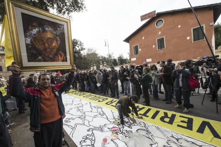 Prosecutor says Cairo police probed slain Italian researcher