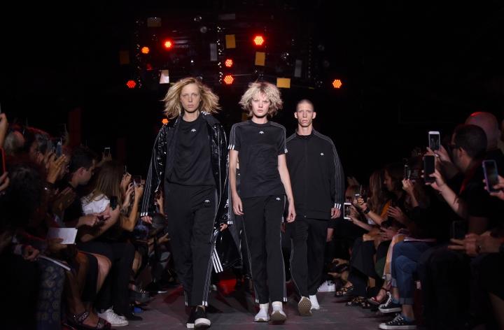 Alexander Wang presents adidas Originals unisex line