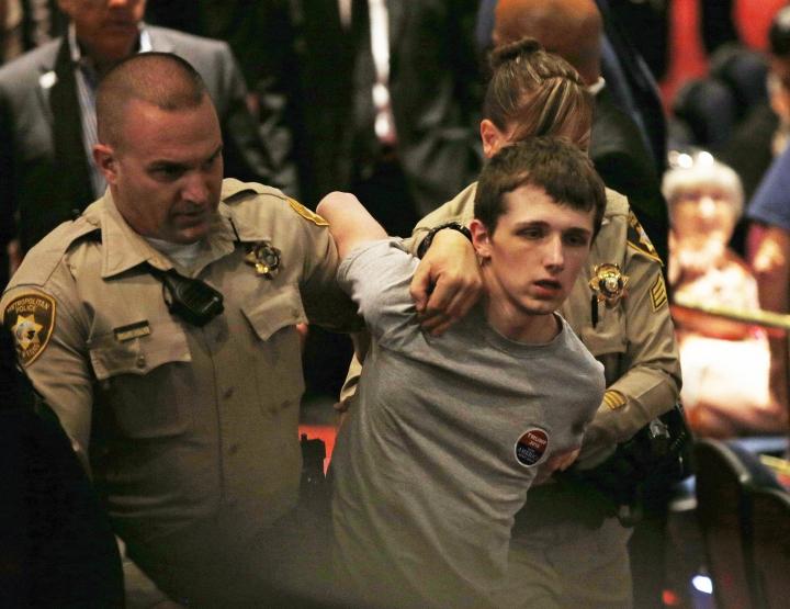 British man pleads guilty in Trump attack case in Las Vegas