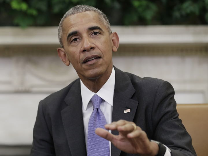 Obama to meet with leaders of Iraq, Nigeria and Colombia