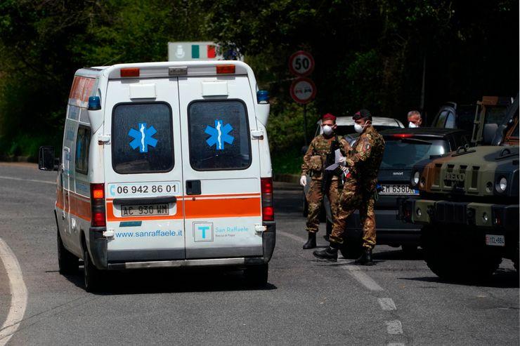 Dimension of virus 'massacre' in Italy nursing homes grows