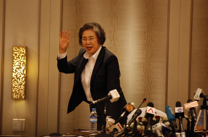 UN rights envoy slams Myanmar on military's actions