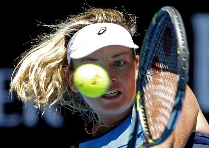 Confident Vandeweghe on strong run at Australian Open