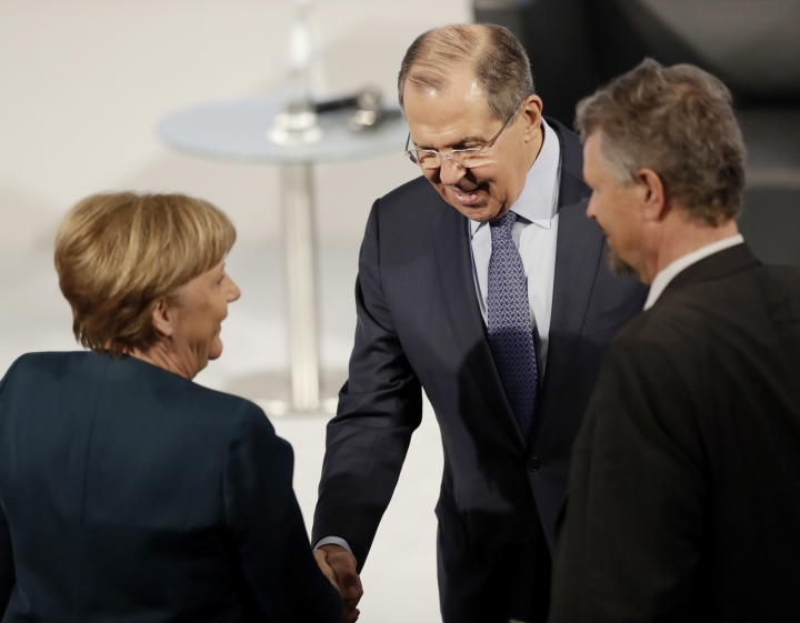 "Russia seeks pragmatic US ties and ""post-West"" world order"