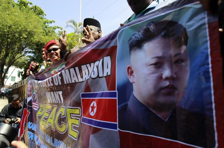 Political tension postpones NKorea-Malaysia soccer match