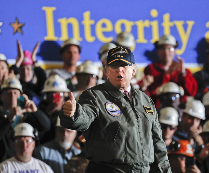 Proposed $54B jump in defense budget won't help economy much