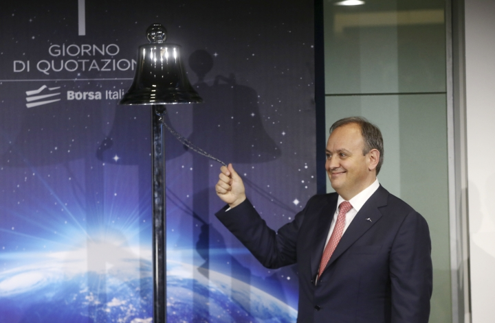 Italian satellite launcher Avio in place for next space race
