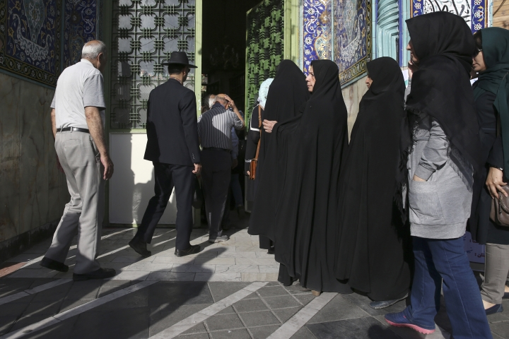 AP Explains: Voting, governance and clerical power in Iran