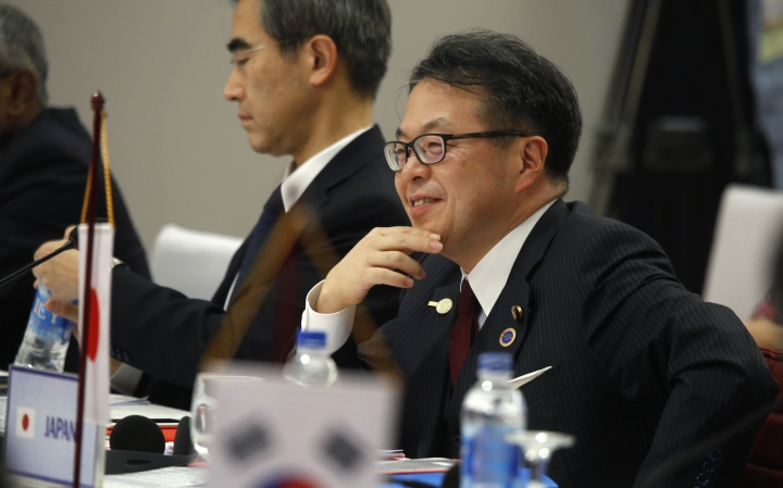 Asia-Pacific ministers meet seeking to finalize trade pact