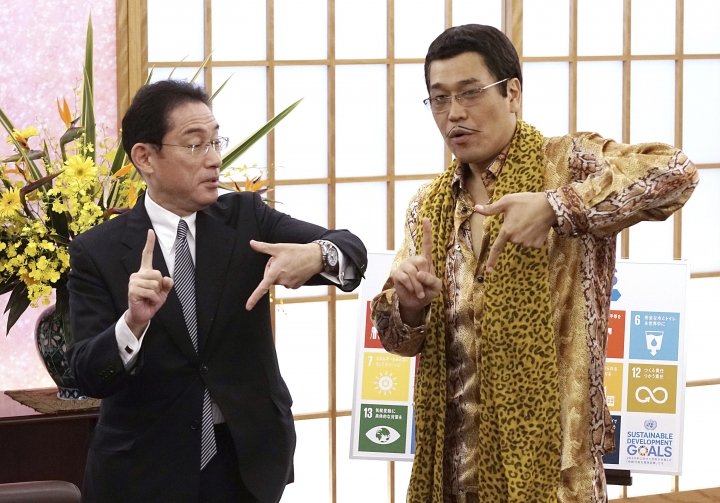 'Pen-Pineapple-Apple-Pen' and the UN have a new rhyme