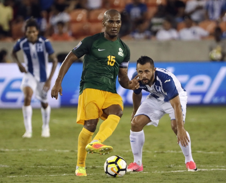 Ineligible Malouda plays for French Guiana in Gold Cup