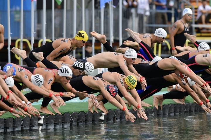 Redemption and regret as 1st medals won at swimming worlds
