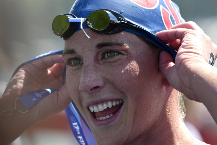 Twichell gives US its 1st gold of world championships