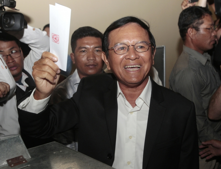 Cambodia court denies bail for opposition leader