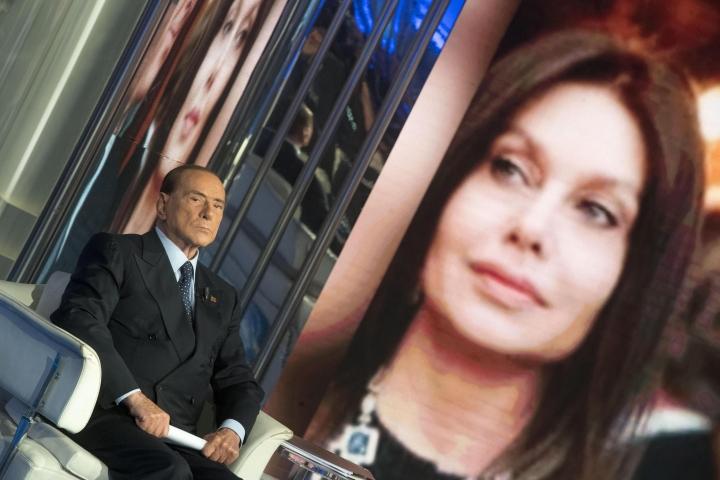 Billionaire Berlusconi is spared big-bucks alimony to his ex