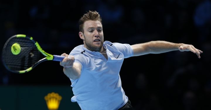 Sock advances with Federer to semifinals at ATP Finals