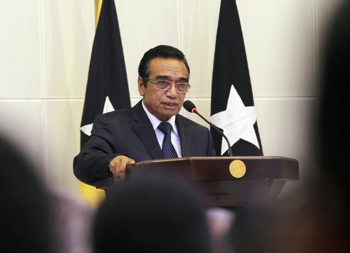 East Timor president calls new elections to break deadlock