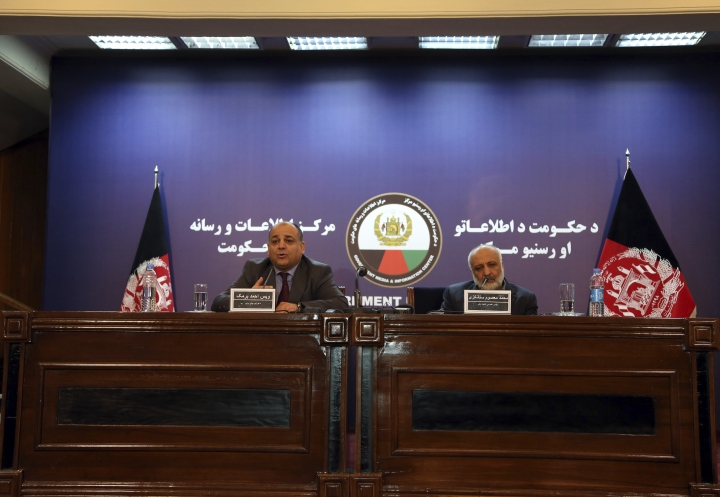 Afghan president slams Pakistan for harboring Taliban
