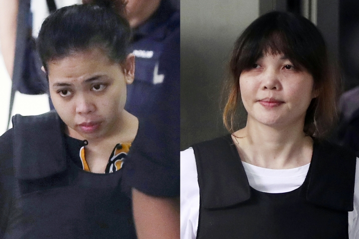 Year after Kim's killing, suspected masterminds evade trial