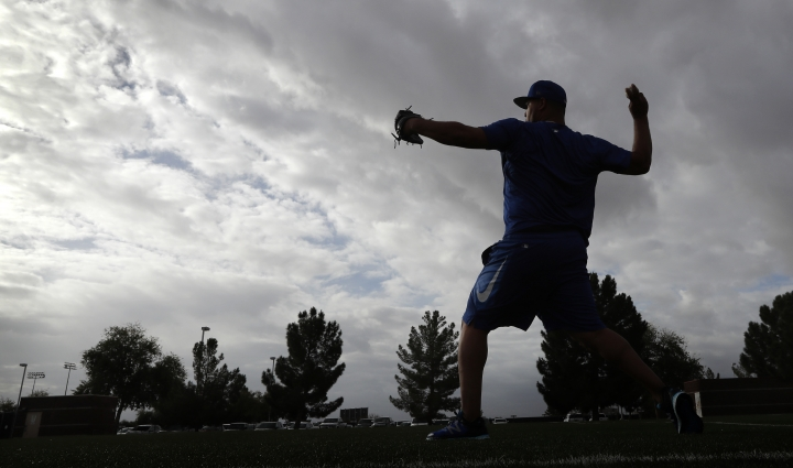 Royals bullpen remains a question with camp opening