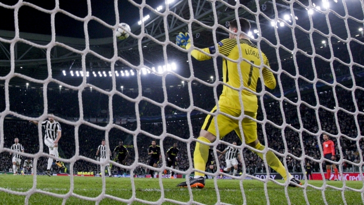 Kane leads Spurs' recovery in 2-2 draw at Juventus
